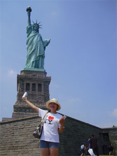 Very Statue of Liberty